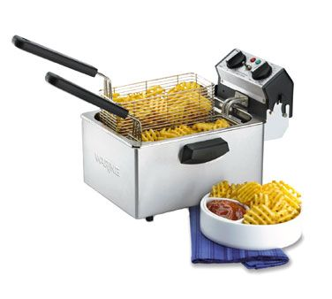 Waring Countertop Deep Fryer Wdf75b Case Pack 2 Countertop Deep