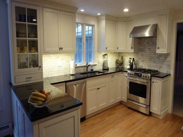 Brazilian Black Granite Countertop Cabinets Backsplash Black Kitchen Countertops Countertop Design Kitchen Remodel Countertops
