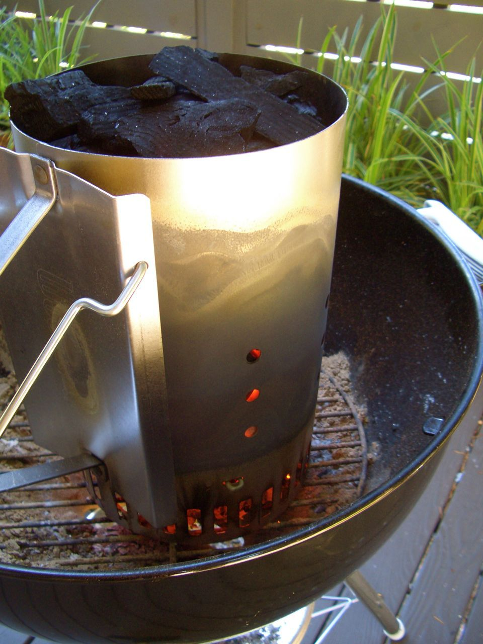 Grill 5 lighter fluid charcoal grill grilling