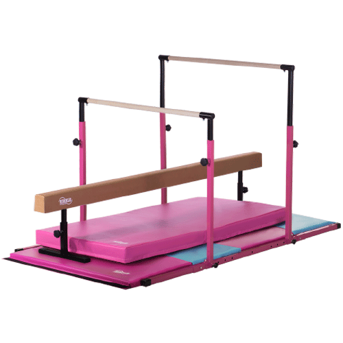3play Deluxe Nimble Sports Gymnastics Fast Free