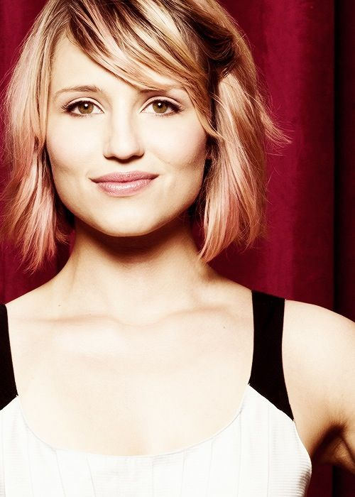 dianna agron hair hartruse - photo #41