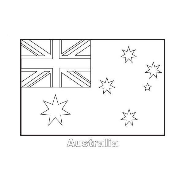 Coloring Sheets: World Flags | Montessori | Pinterest