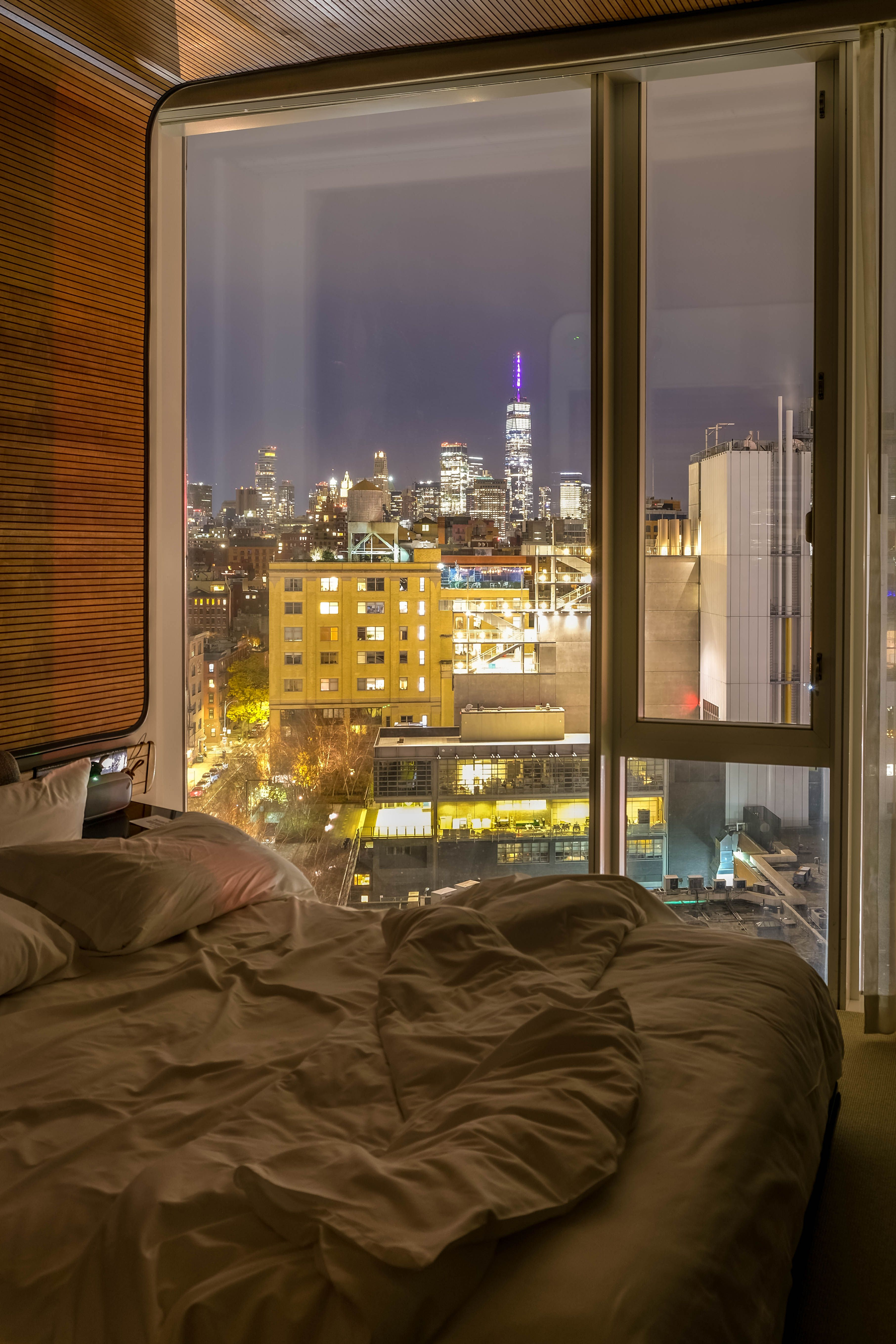 New York City View At Night Apartment View City View Apartment Dream Rooms