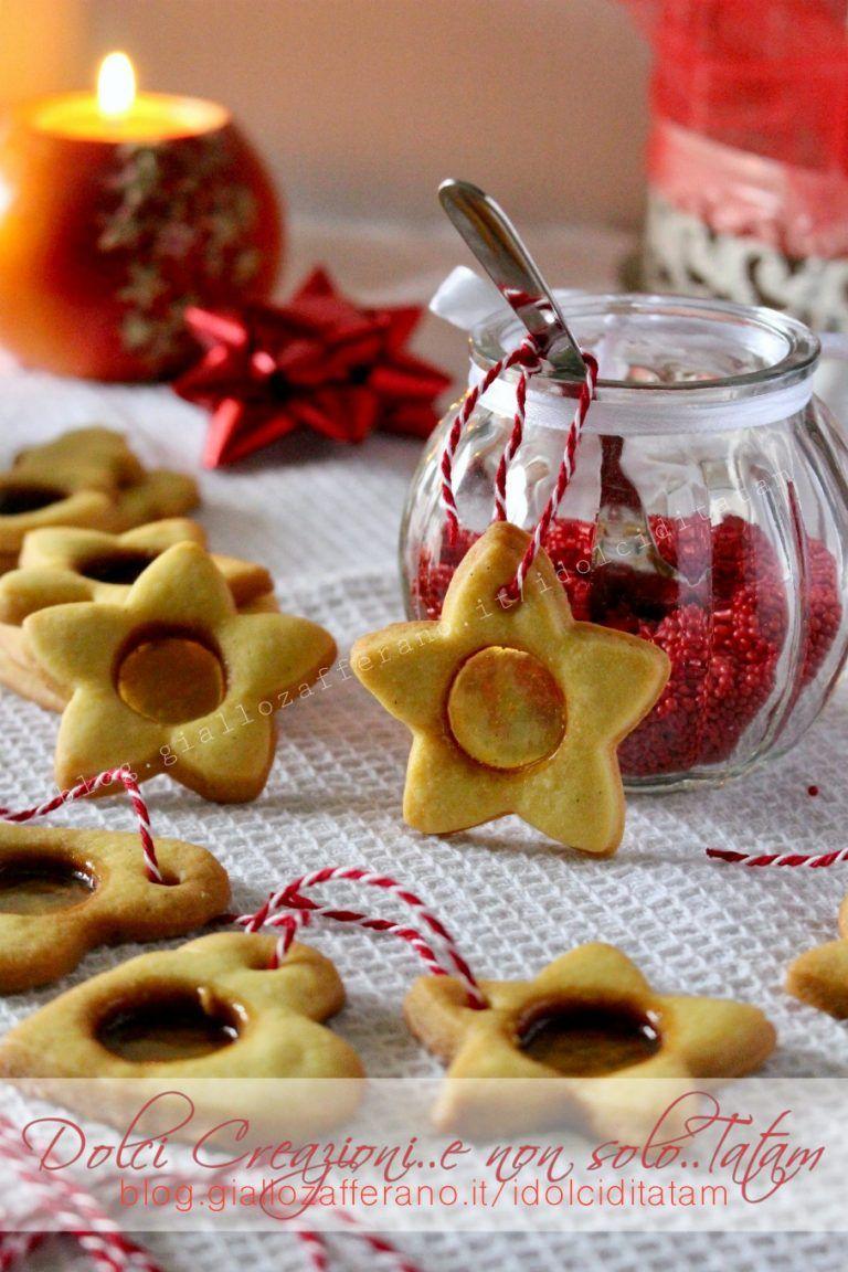 Biscotti Idee Regalo Natale.Come Fare I Biscotti Di Vetro Per Natale Idea Regalo