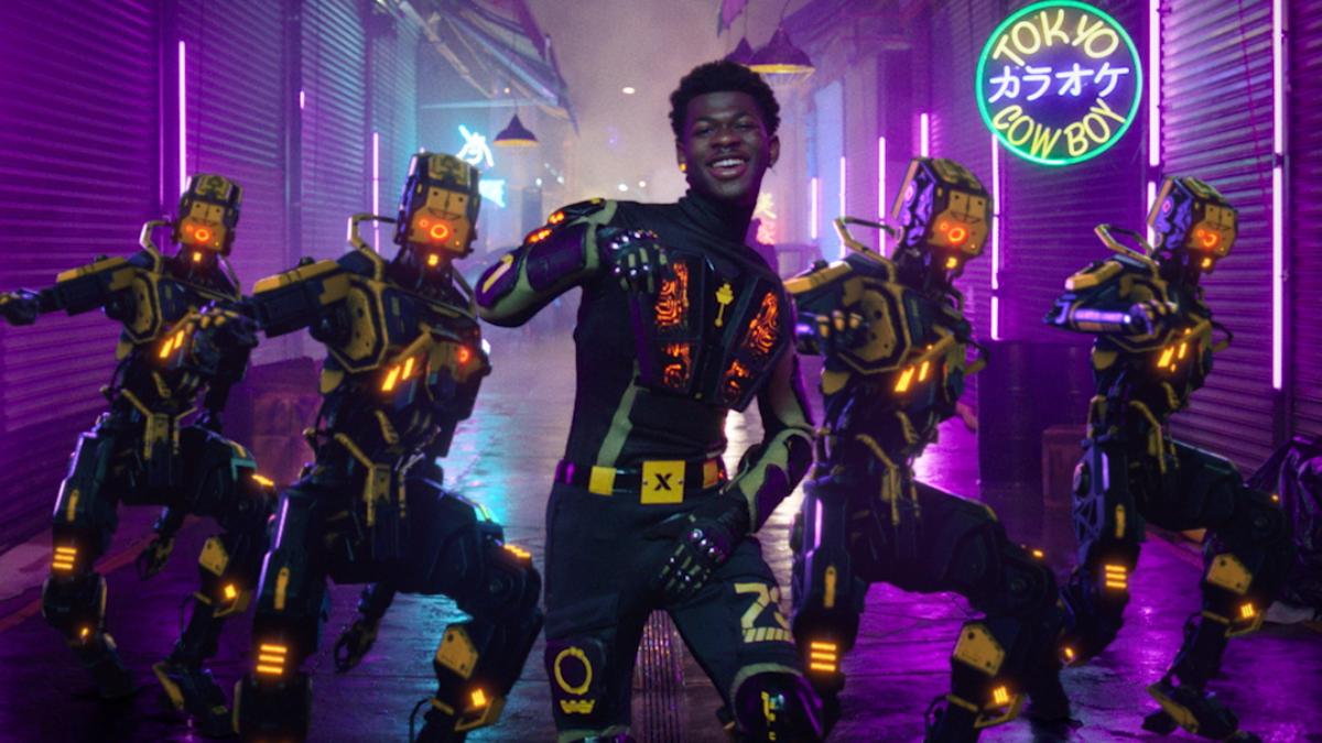 Panini Lil Nas X 洋楽, ミュージックビデオ, 再生