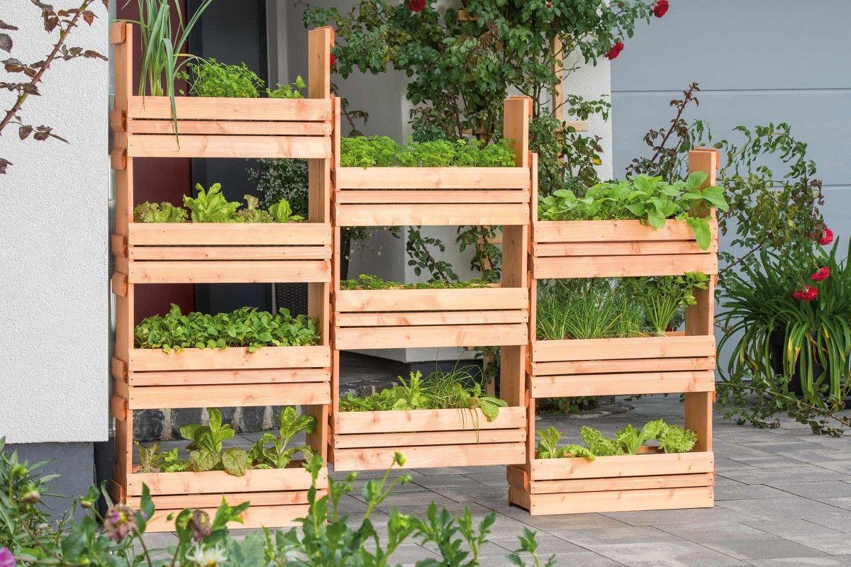 Urban Gardening In 2020 Hochbeet Hochbeet Anlegen Vertikalbeet