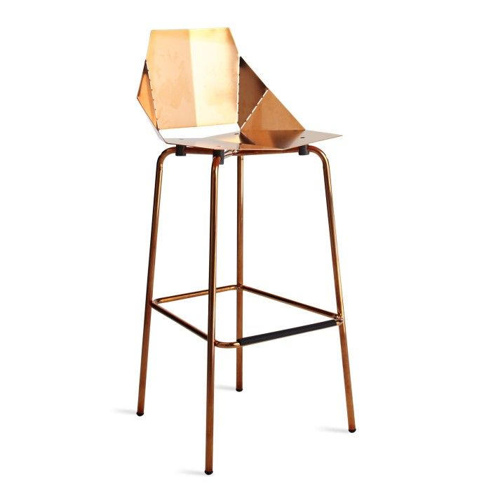 Real Good Barstool Copper Copper Bar Stools Bar Stools Modern Bar Stools