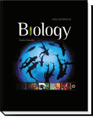 Target Text Holt McDougal Biology Student Edition 2012 By