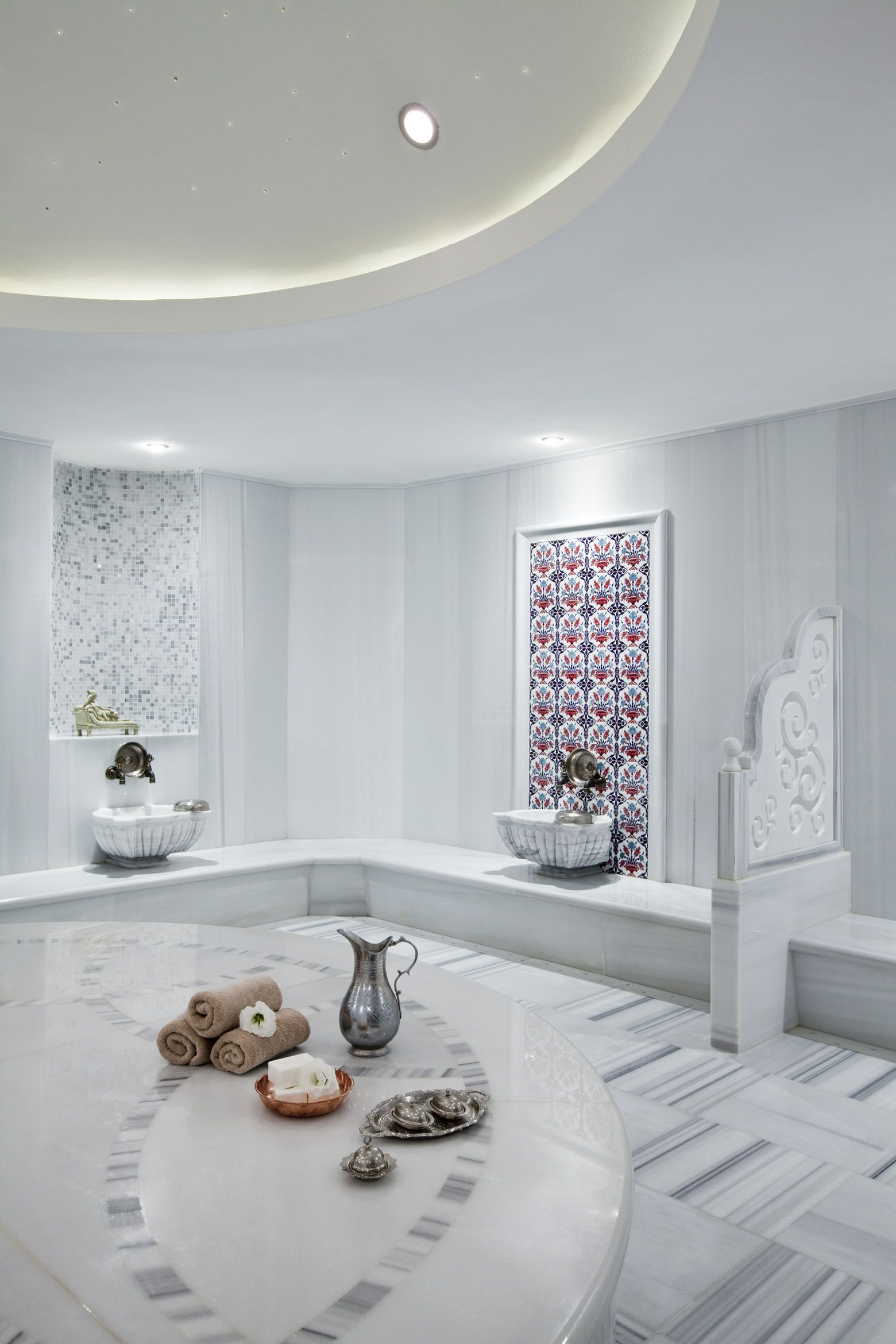 Wyndham Ankara on | Türkiye | Pinterest | Turkish bath, Bath and Spa