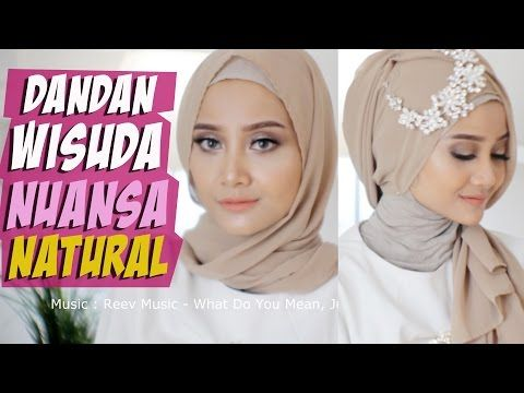 Natural Look Buat Wisuda One Brand Wardah Chit Chat Detail Buat Pemula Linda Kayhz Youtube Jenis Muslim