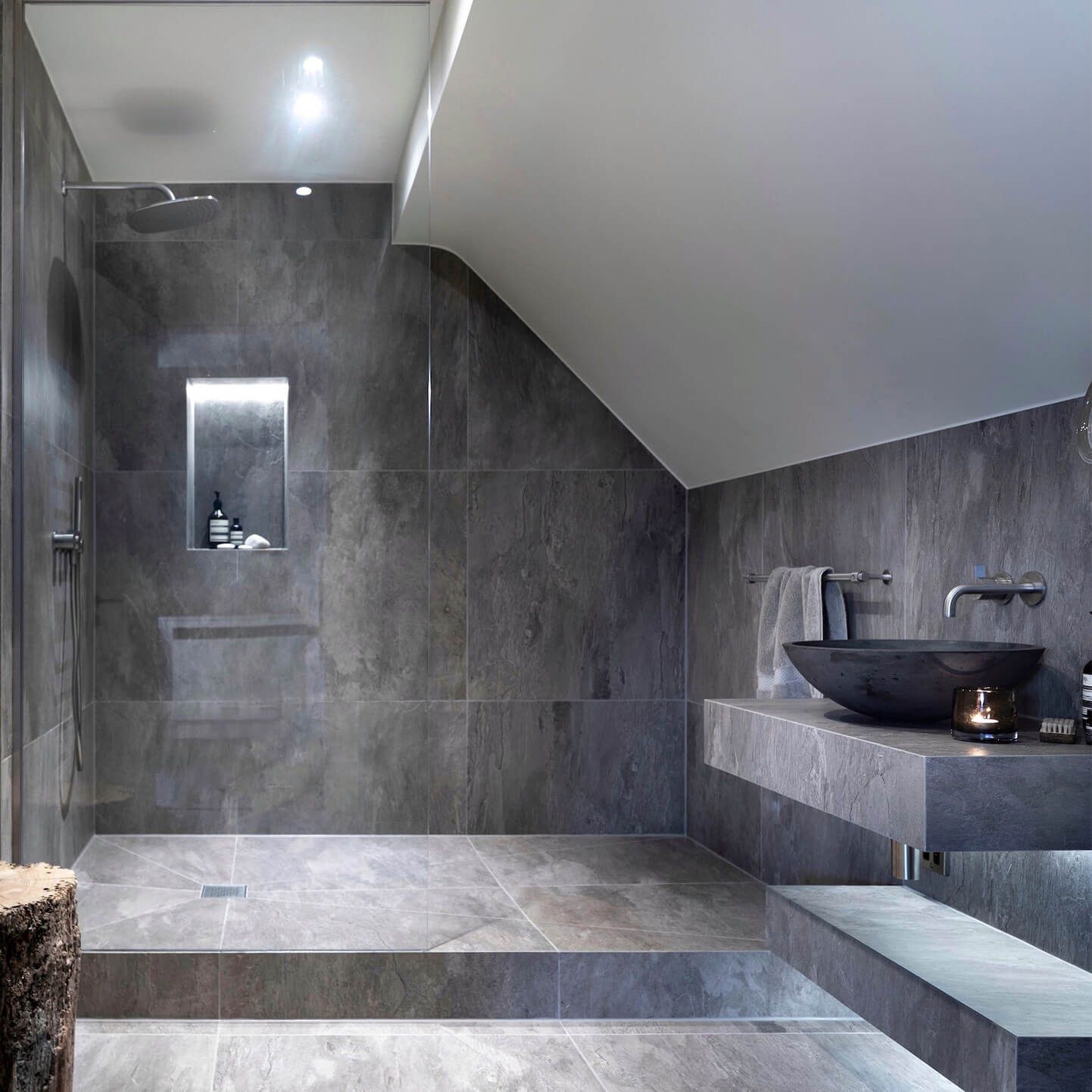 Loft apartment on windermere in house pinterest bathroom