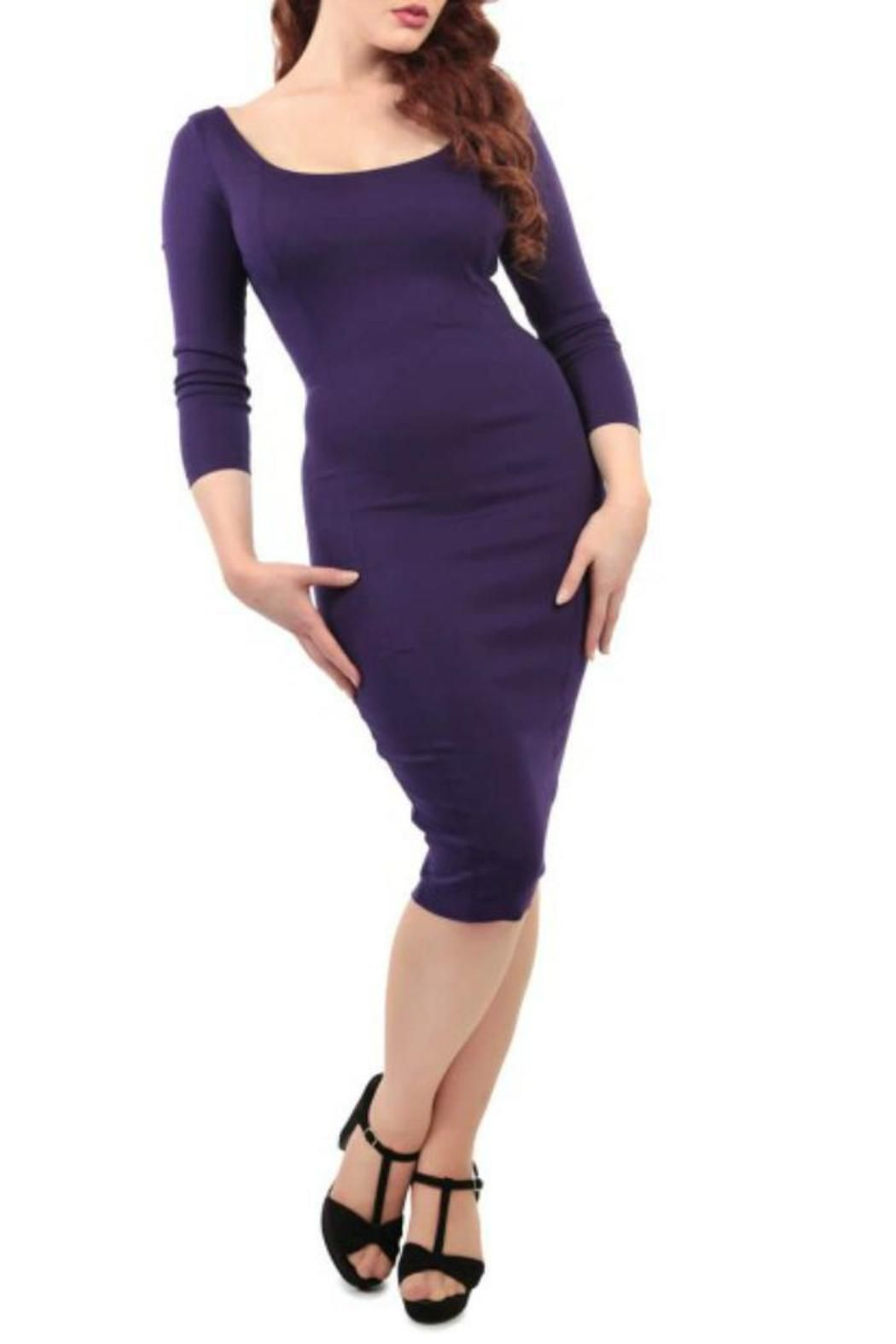 Collectif Clothing Tempest Pencil Dress