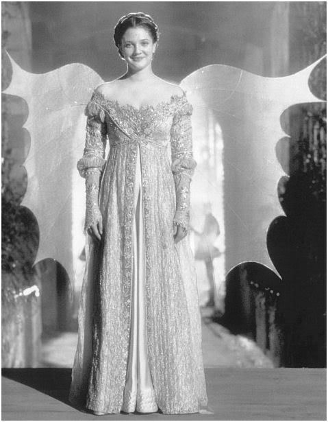 """Breathe Gown, by Jenny Beavan, costume from the movie """"Ever After: A Cinderella Story""""."""