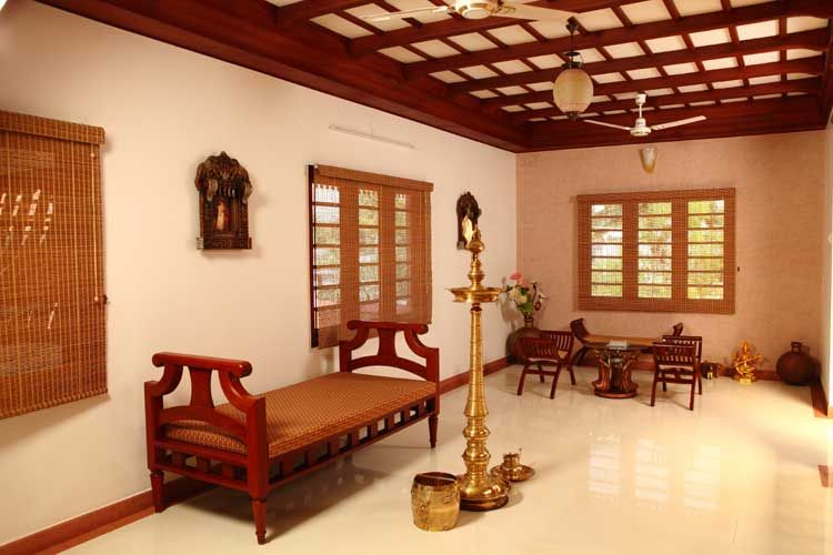 Traditional kerala nalukettu houses google search for Traditional indian interior design