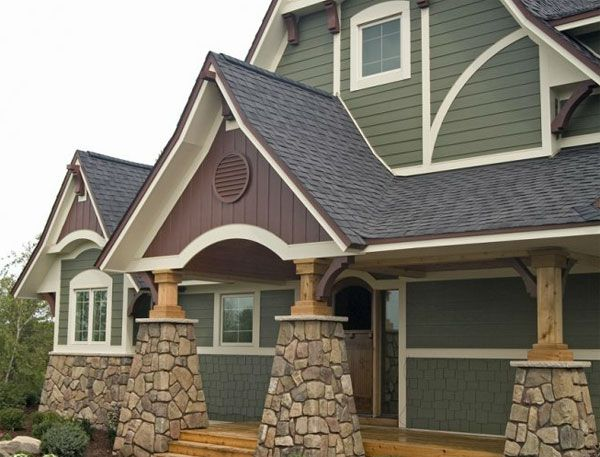 4 Low Maintenance Siding Options Pinterest Siding Options
