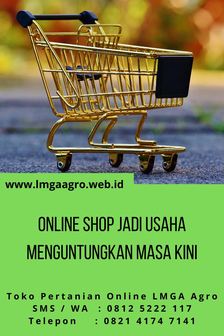 Online Shop Jadi Usaha Menguntungkan Masa Kini Petani