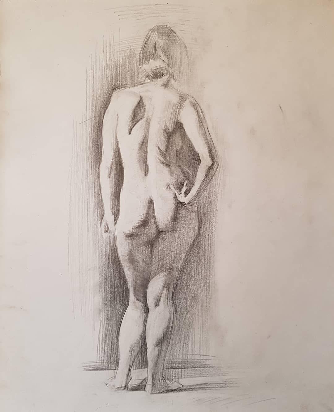 Nude wall art