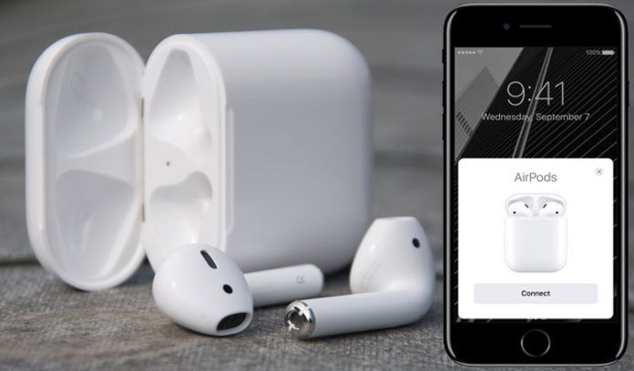 Check This Guide To Connect Pair Apple Airpods With Iphone6 Iphone6splus Or Iphone7 Iphone7plus Ipad Besprovodnye Naushniki Naushniki Produkty Apple