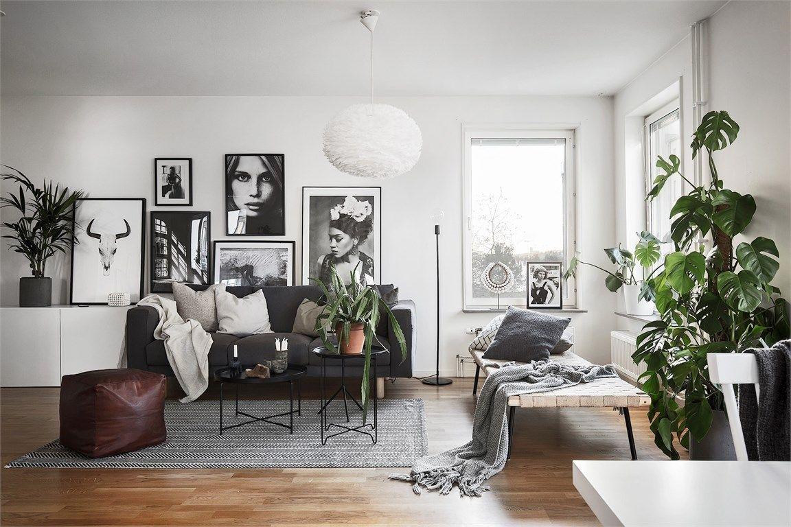 Scandinavian apartment | floorplan Follow Gravity Home: Blog ...