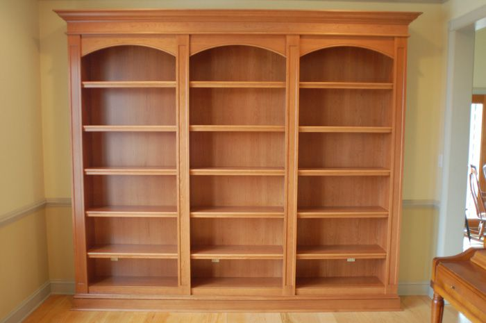 modern built in bookcases with fireplace design FERIB.COM | built ...