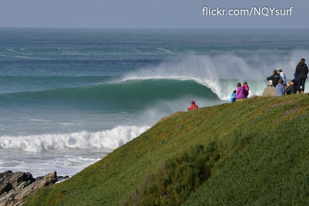 North Fistral 21st oct.  Sic!
