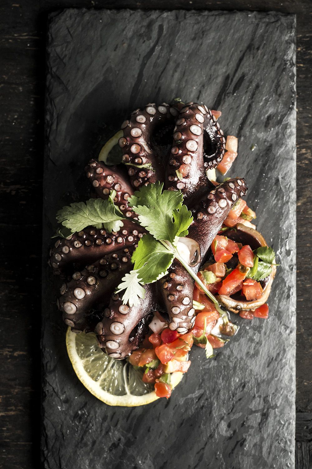 WATCH: Naked Chef Ep. 1   Making Grilled Octopus with
