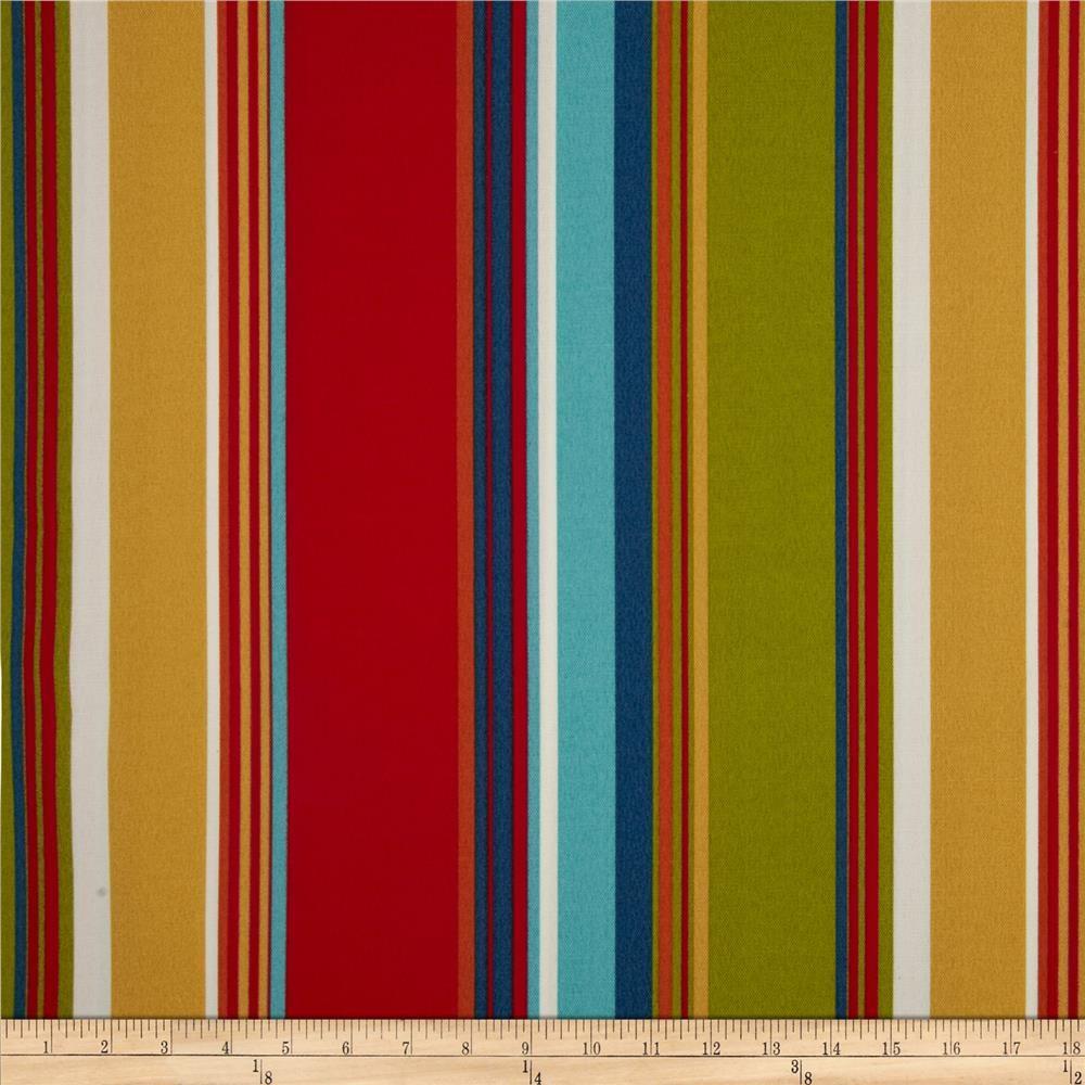 Discount outdoor fabric by the yard - Richloom Solarium Outdoor Westport Garden Discount Designer Fabric Fabric Com