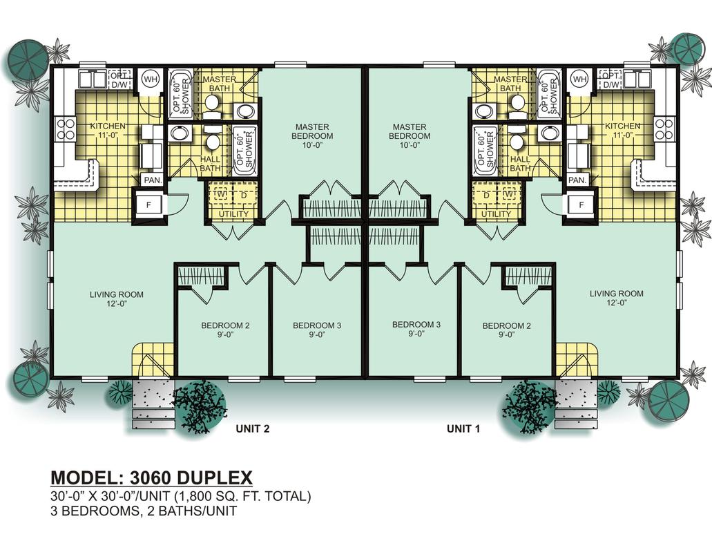 Modular Duplexes Oak Creek Homes Prefab Modular Homes Duplex