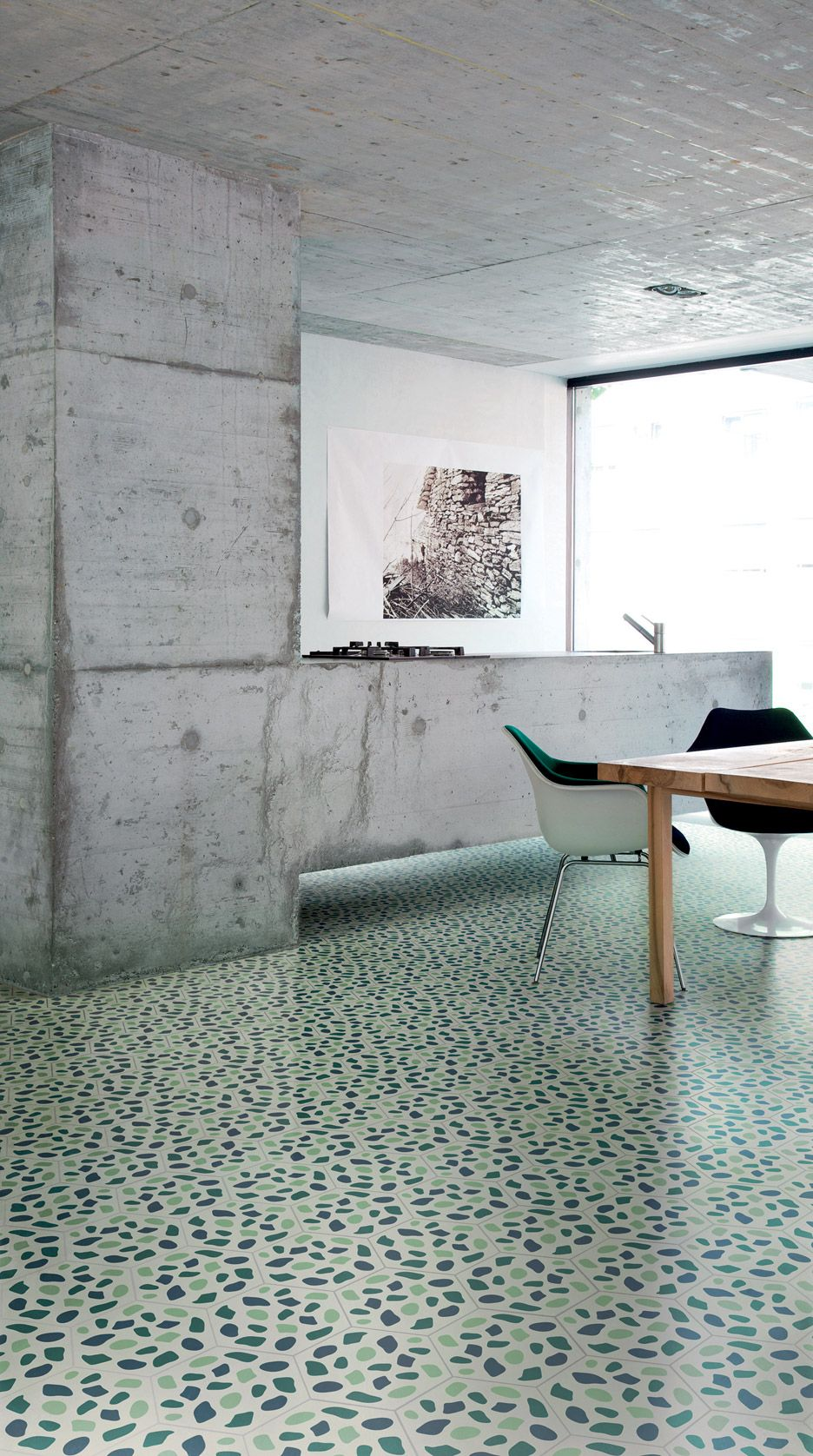 Tom Dixon\'s Bisazza tile collection references London\'s ...