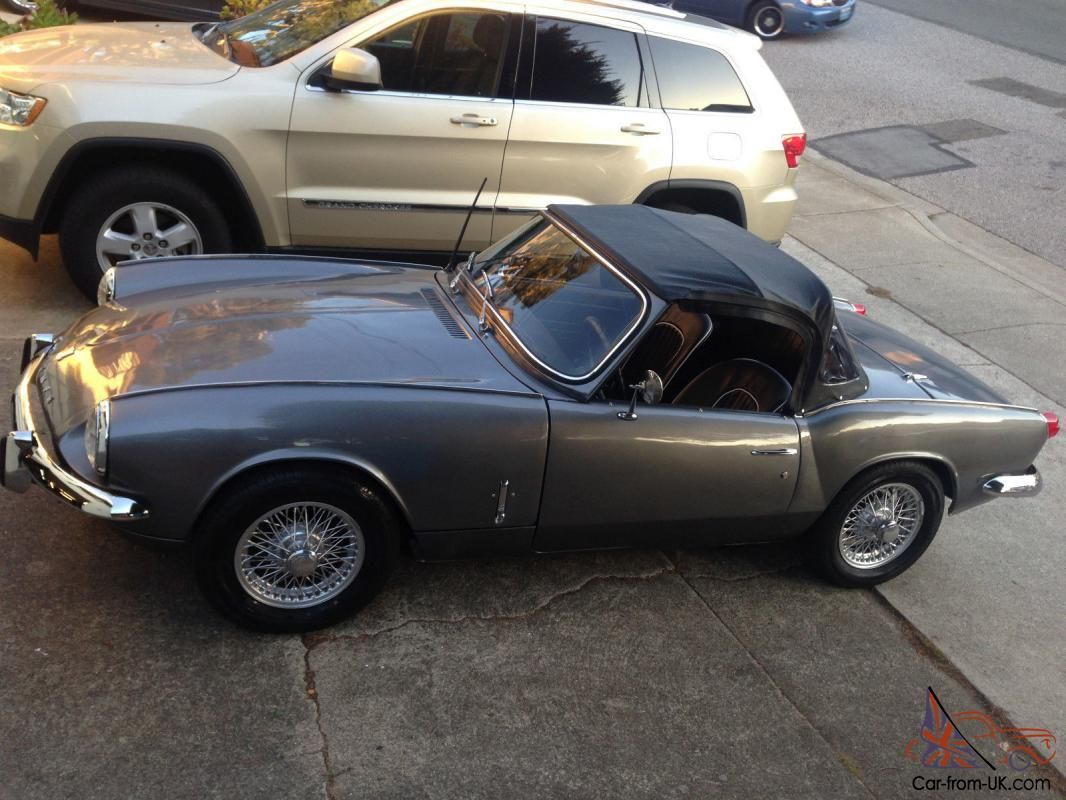 Triumph Spitfire (MkIV? 1500? I can\'t tell the difference between ...
