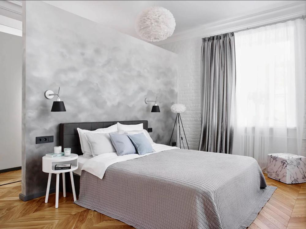 Großes Schlafzimmer einrichten Gestaltungsideen für ein