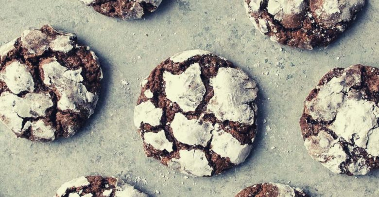 Sara Louise's Keto Chocolate Crinkle Cookies - KetoFirst - Keto Recipes & Support #chocolatecrinklecookies Sara Louise's Keto Chocolate Crinkle Cookies - KetoFirst - Keto Recipes & Support #chocolatecrinklecookies
