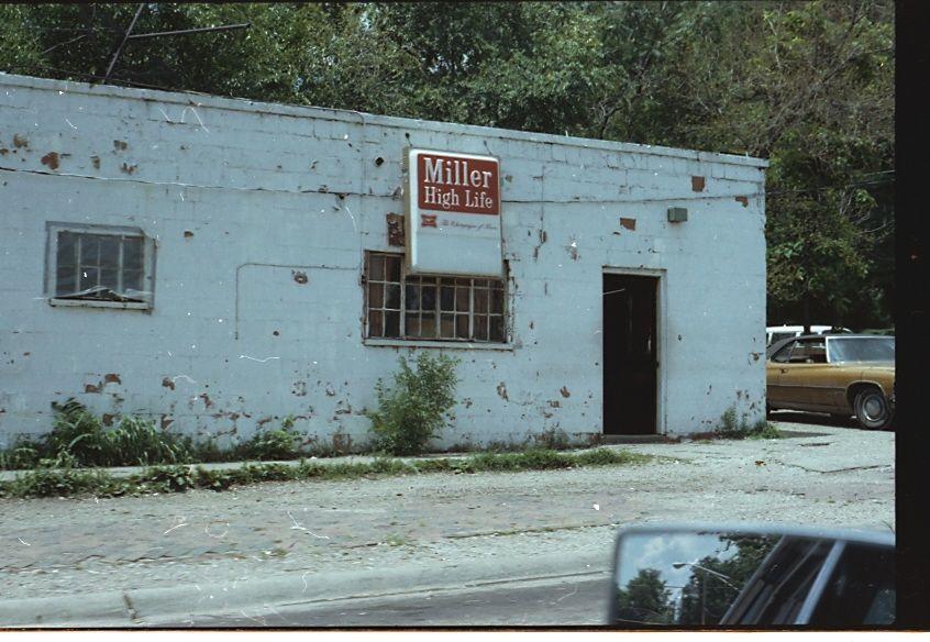 Wades Inn Tavern South Side Of Peoria Peoria Illinois Peoria