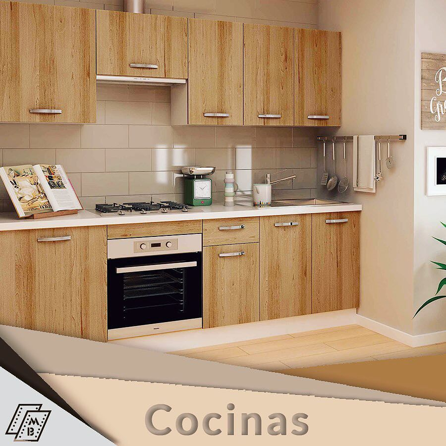 Muebles de cocina en kit especiales para montar de forma ...
