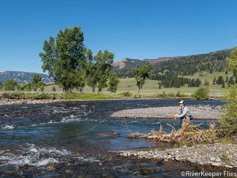 Fly Fishing Yellowstone National Park Riverkeeper Flies Fly Fishing Fly Fishing Flies Trout Lake Fishing