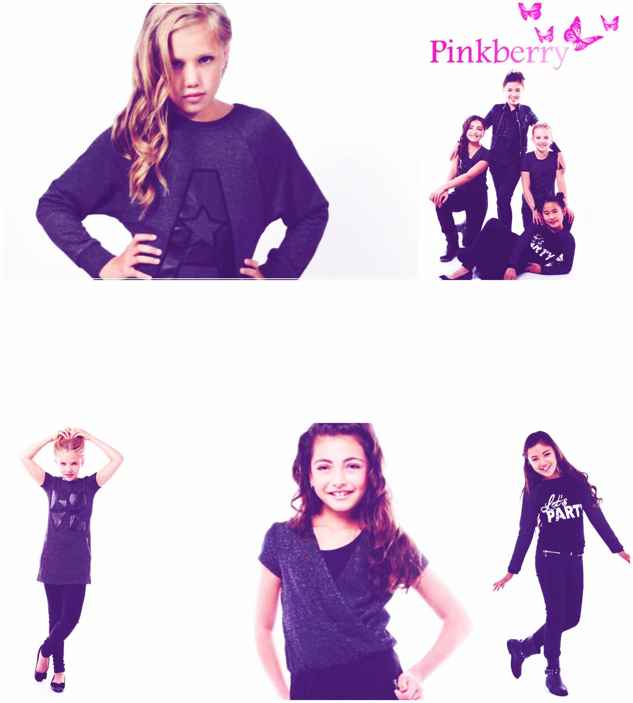 Pinkberry feestkleding voor meiden, maar natuurlijk niet alleen voor feestjes!