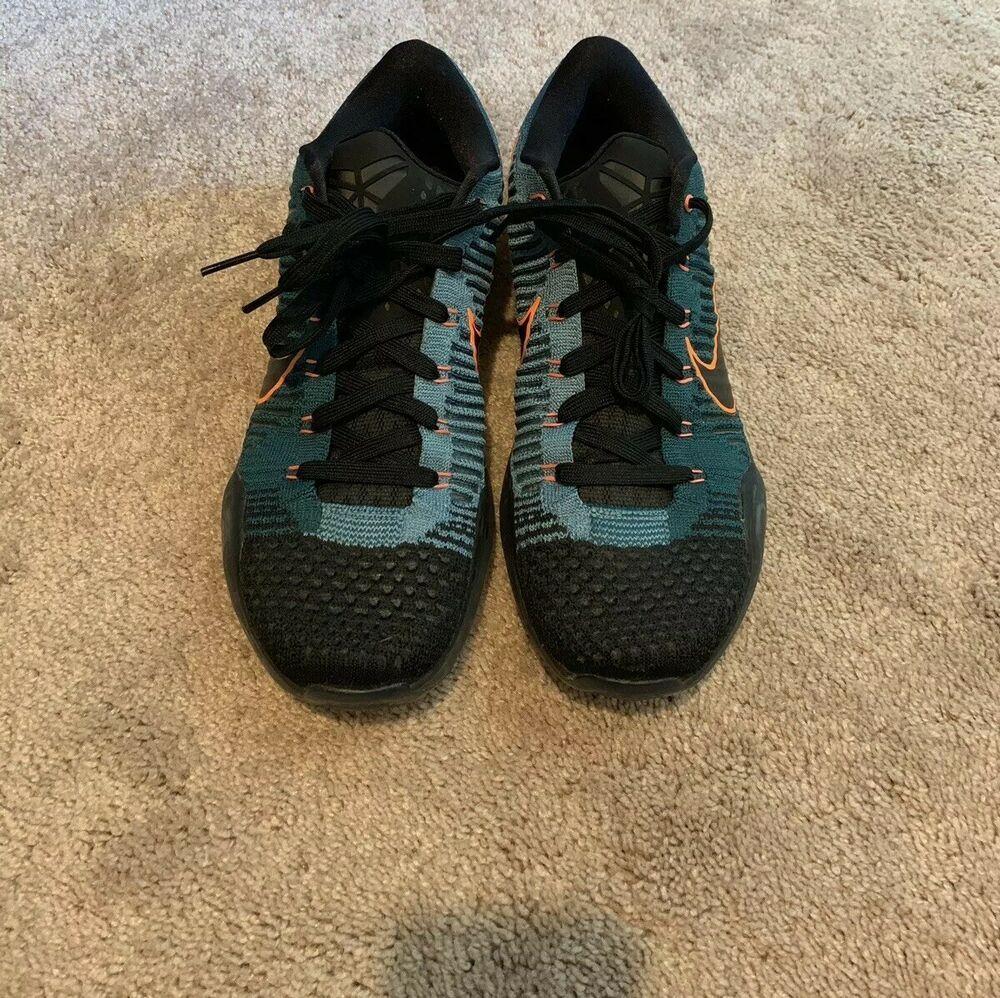 disfruta el precio más bajo tienda oficial para toda la familia Advertisement(eBay) Nike Kobe Bryant 10 Elite Low Drill Sergent ...