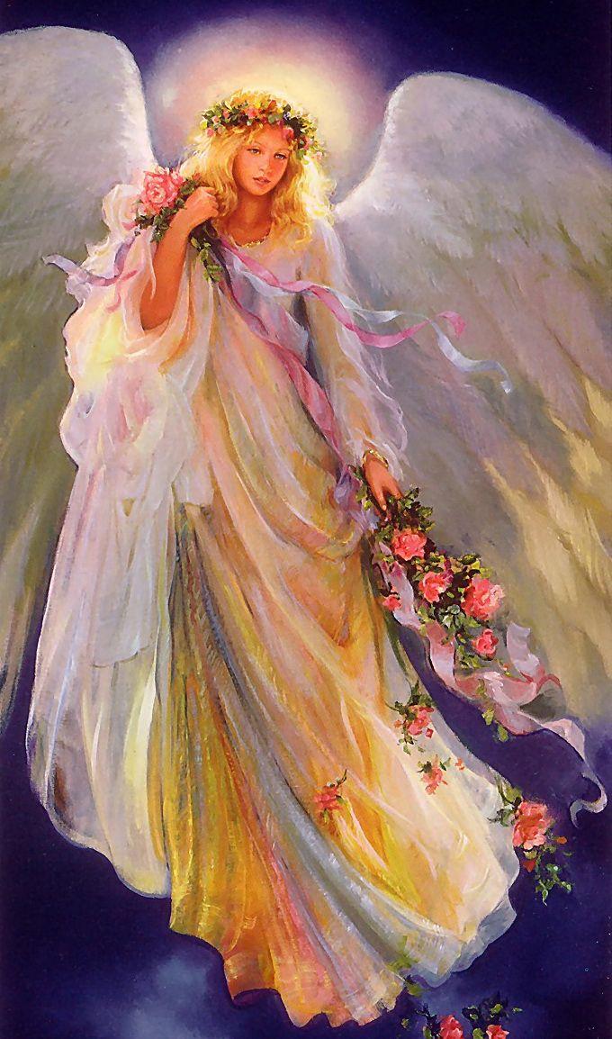 Женщина с большими белыми крыльями | Рисунки, Ангел ...