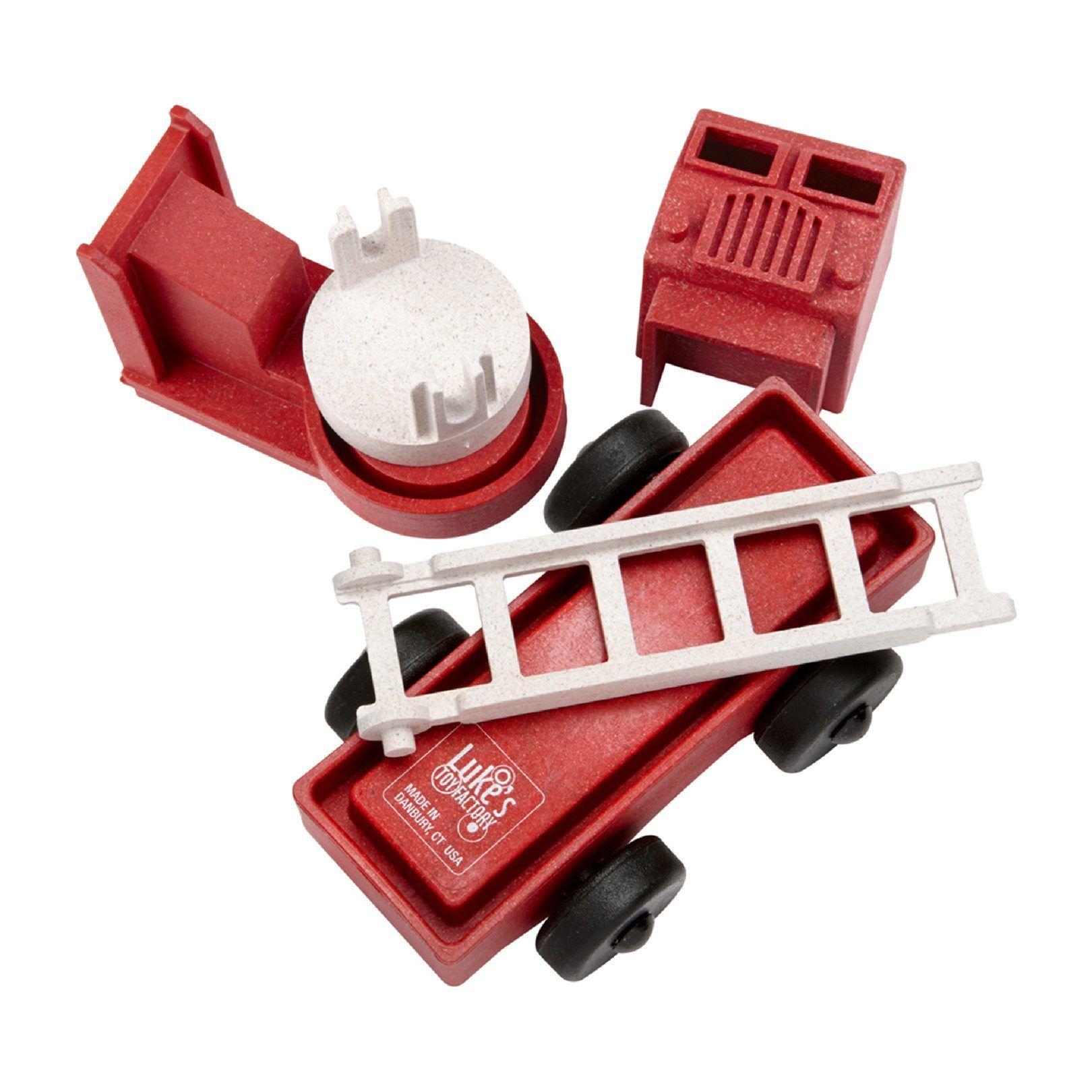 Luke's Toy Factory EcoFire Truck Fine motor skills