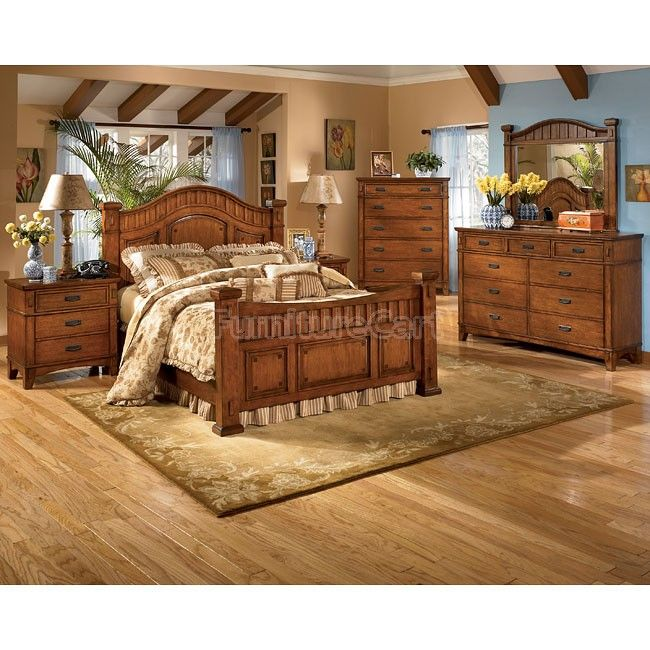 Amazing Cross Island Poster Bedroom Set Signature Design By Ashley | Furniture Cart