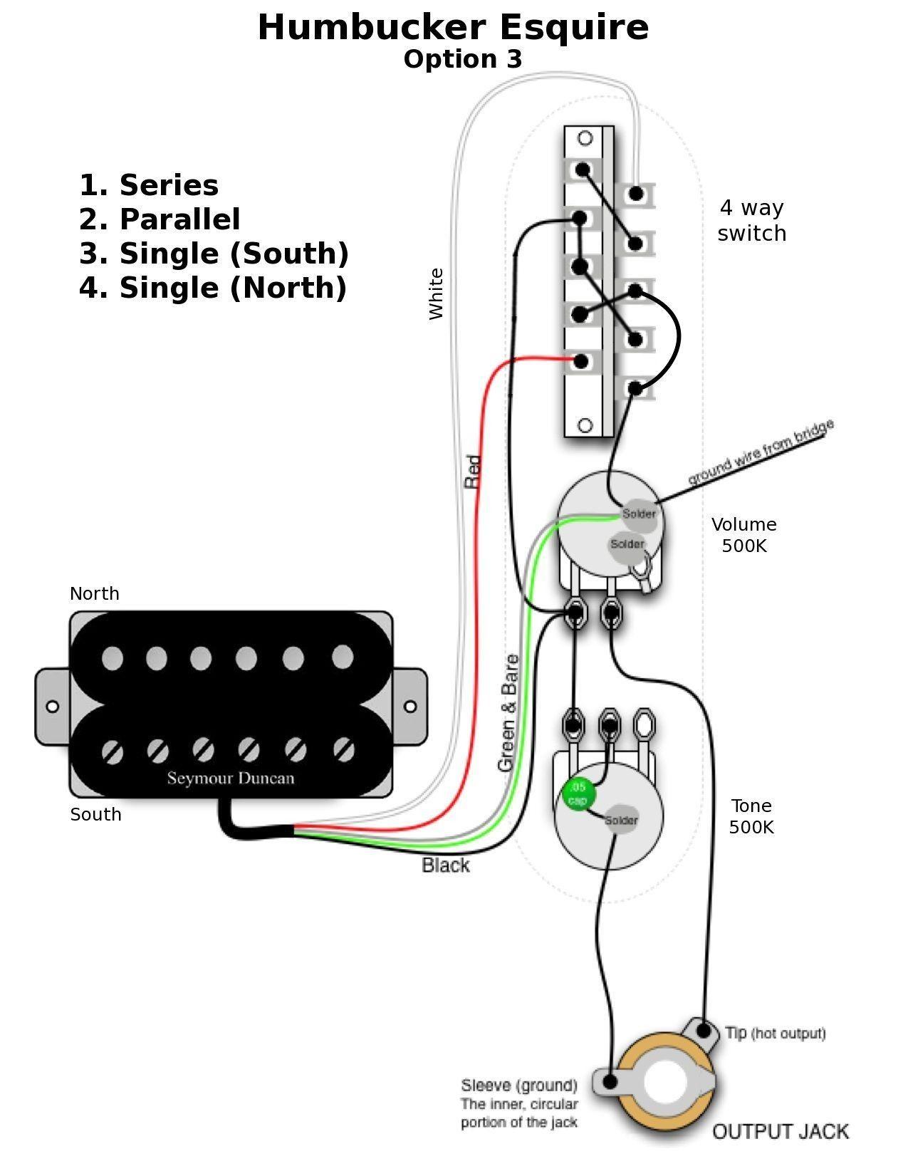 New Guitar Wiring Diagram Single Pickup Diagram Guitar Pick Up
