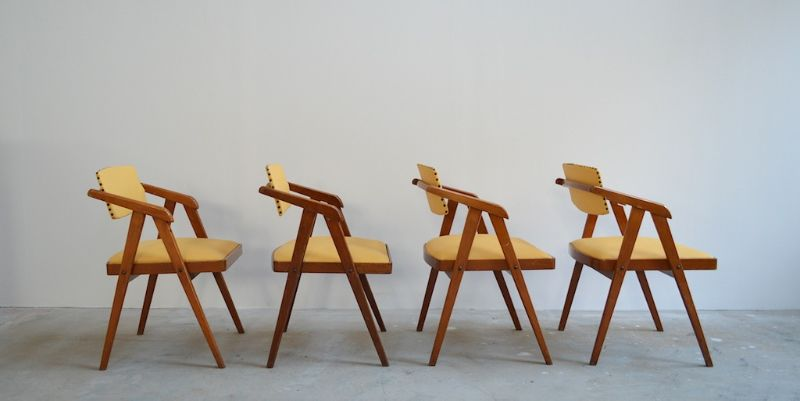 loft design retro vintage étkező székek dining chair Esszimmerstuhl