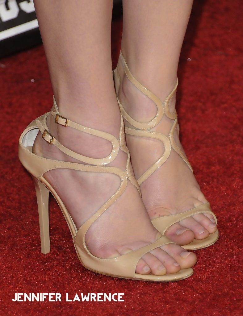 Actresses with foot fetish