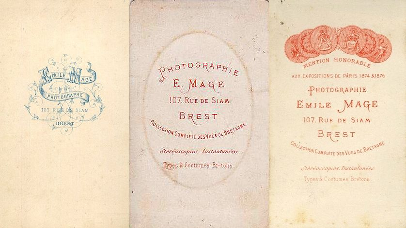 MAGE Émile (1-2-3)  - Brest