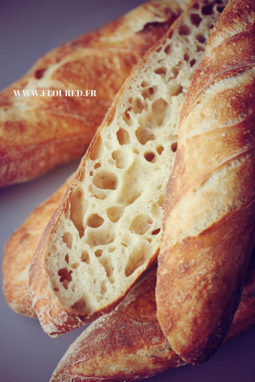 Comment r aliser des baguettes maison au levain pains en 2019 faire son pain maison - Machine a chips maison ...