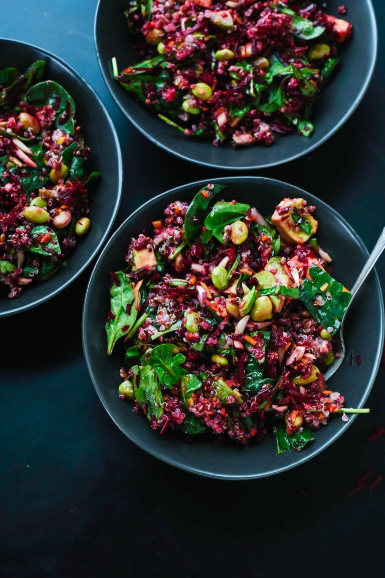 Colorful Beet Salad Recipe - Cookie and Kate