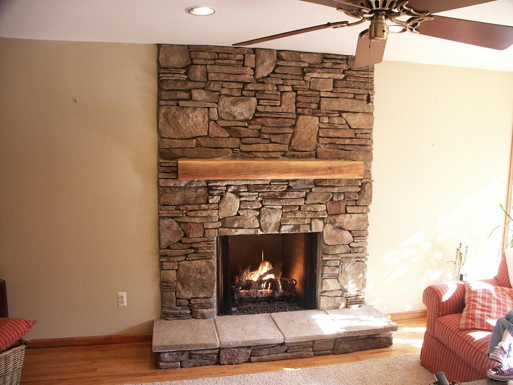 Gas Fireplace Mantels With Tv Above In 2019 Propane