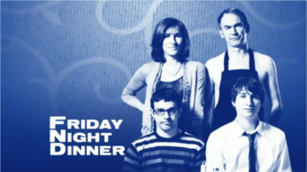 Friday Night Dinner - The second series just started and it's funny as always. Such a good show. #fridaynightdinner Friday Night Dinner - The second series just started and it's funny as always. Such a good show. #fridaynightdinner