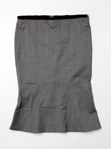 I love this Gianfranco Ferre Casual Skirt 42!