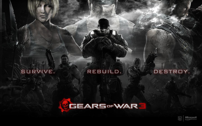 gears of war 3 | games | pinterest | wallpaper and deviantart